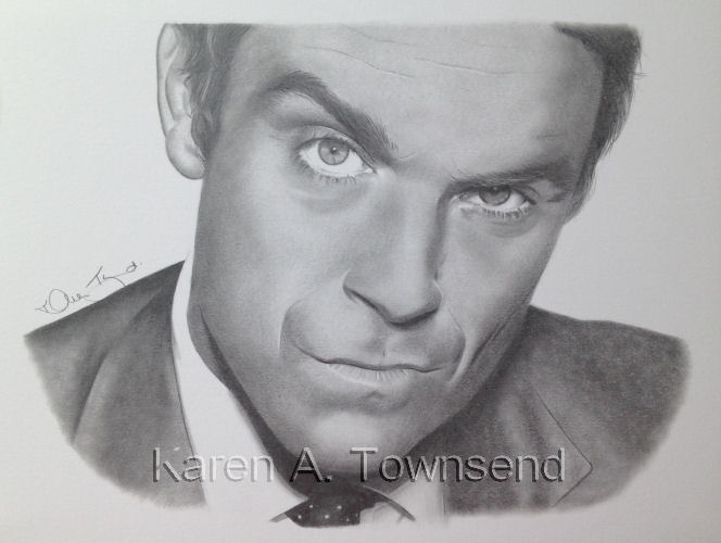 Robbie Williams by mystikaz
